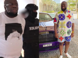Hushpuppi's official arrest video and the 12 people connected to the crime