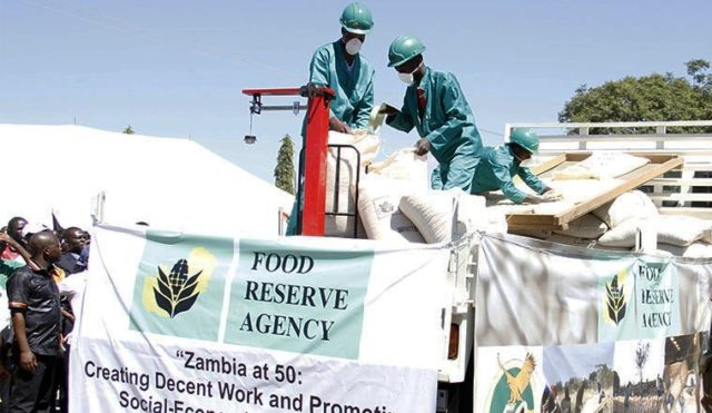 FRA has started paying farmers that have supplied maize