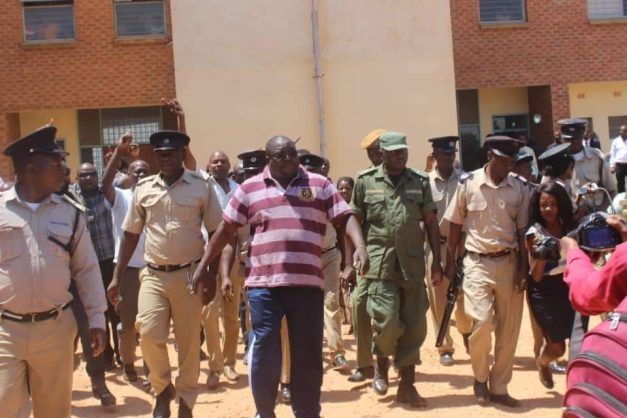 Chishimba Kambwili denied bail