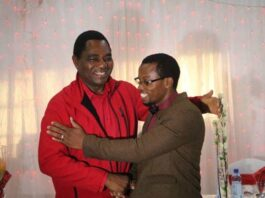 UPND Sesheke MP Romeo Kangombe arrested