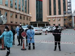 Ventilator explosion kills nine coronavirus patients in Turkey