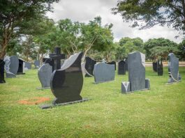Lusaka City Council graves