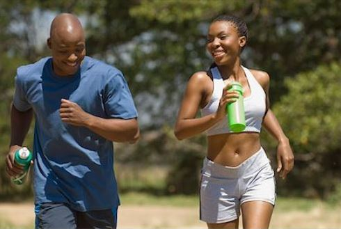 How to support your partner's weight loss goals