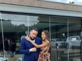AKA and Nellie Tembe
