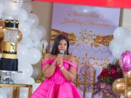 Inside Shauwn Mkhize luxurious Birthday celebration in Cape Town